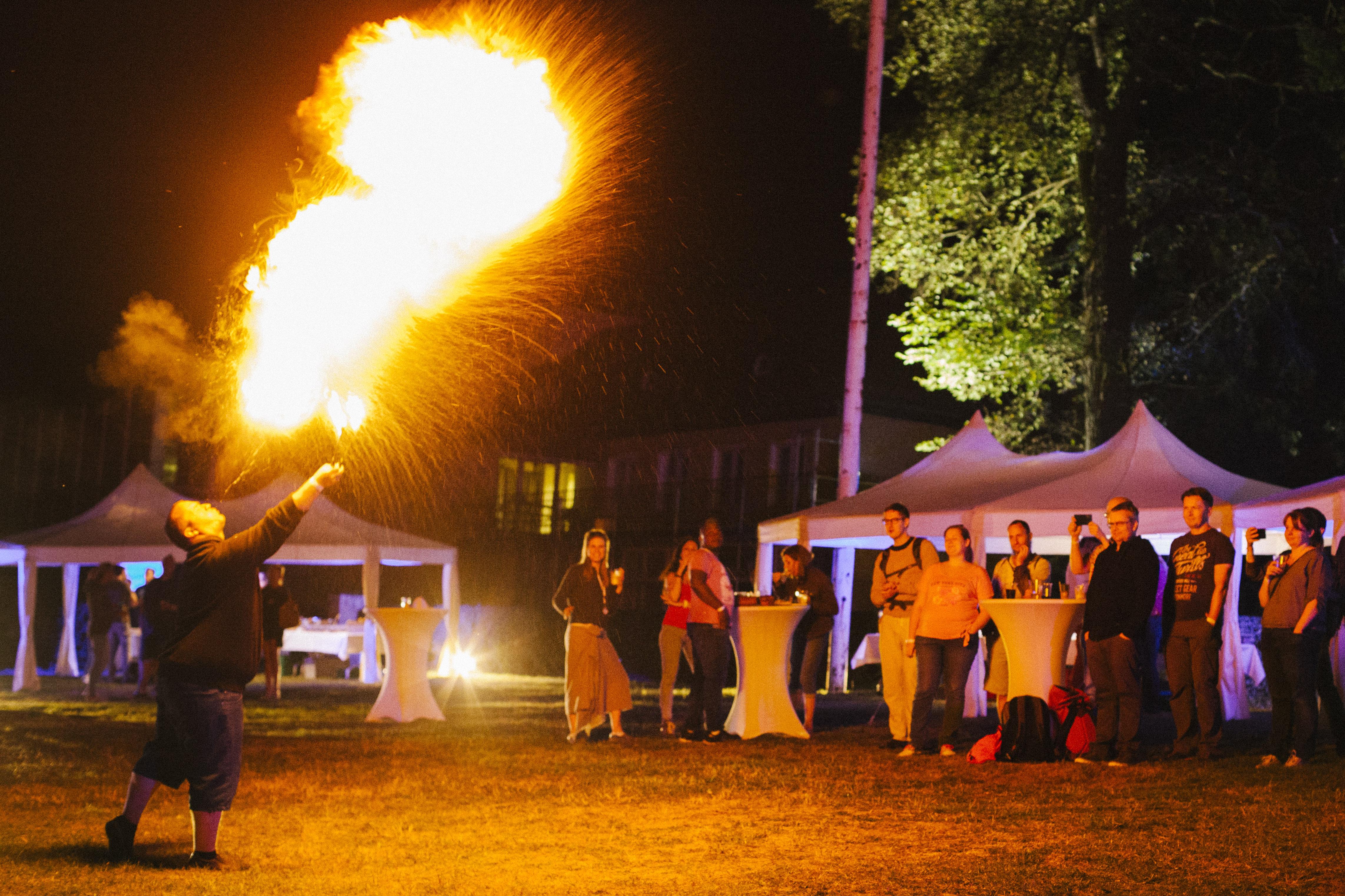 SAP Sommerfest, Starke Teams Event