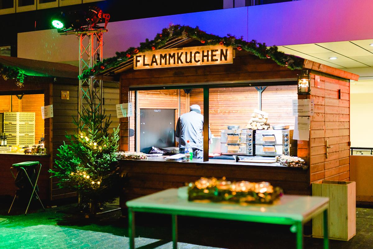 Eigener Weihnachtsmarkt als Location für die Betriebsweihnachtsfeier