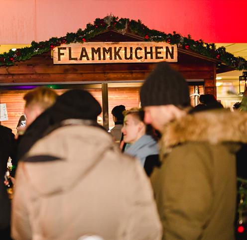 Starke Teams Teambuilding Portfolio eigener Weihnachtsmarkt in Berlin